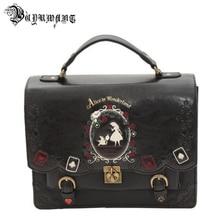 Buyuwantกระเป๋าเป้สะพายหลังผู้หญิงAlice Bag In Wonderlandกระเป๋าเป้สะพายหลังกระเป๋าผู้หญิงไหล่กระเป๋าSac A Dos Mochila Bolsos