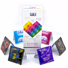 MingLiu 24PCS mix styled suit g-spot Ultra Thin Condoms for man contex delay lubricant for sex  Horny Men Women Adult Sex Toy