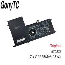 AT02XL Оригинальный аккумулятор для hp ElitePad 900 G1 Настольный HSTNN-C75C HSTNN-IB3U 7,4 в ноутбук 3375 мАч 25Wh 685368-1B1 Настольный аккумулятор