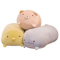 1pc 90cm cute Corner Bio Pillow Japanese Animation Sumikko Gurashi plush toy stuffed Soft Valentine gift for Baby girl
