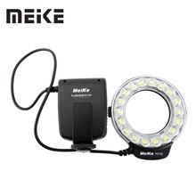 Meike FC-110 LED Macro Ring Flash Light For Canon EOS 5D Mark II III 6D 7D 50D 60D 70D 450D 550D 600D 650d 700D 1000D 1100D