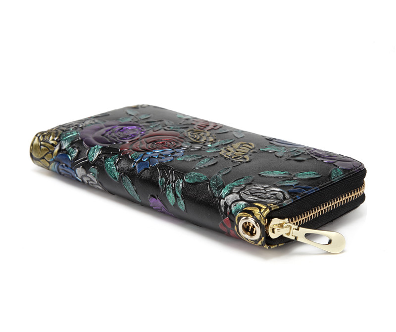 women wallets real leather (7)