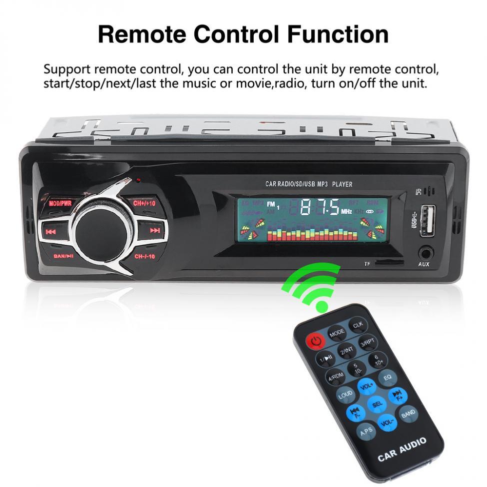 1 MP3 Vehicle Din 6