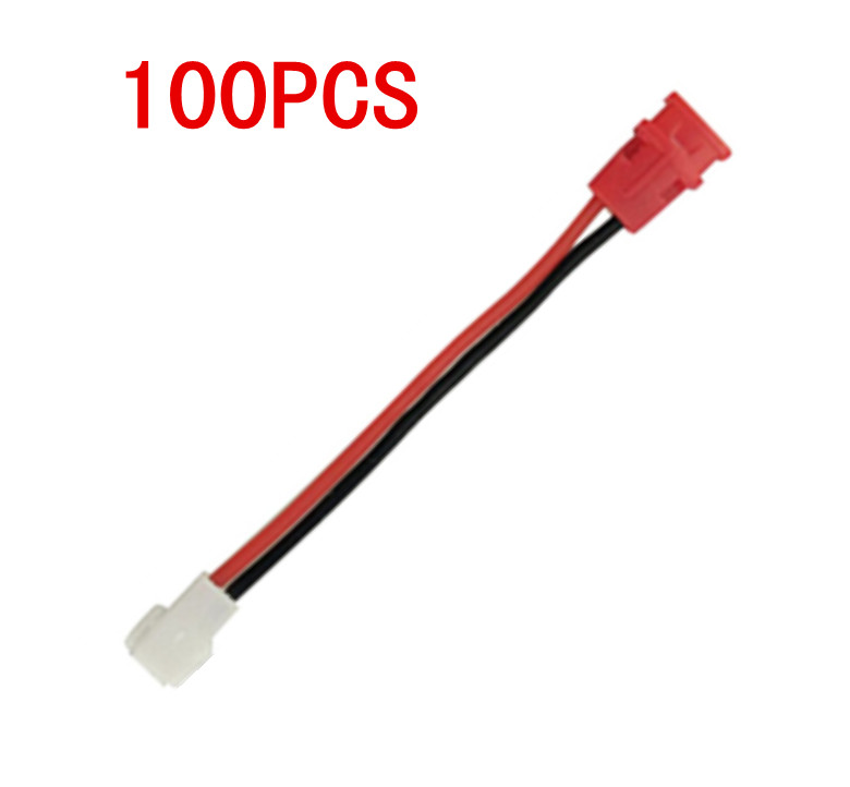 100PCS SYMA X5HW X5HC X5UW X5UC Quadcopter UAV remote parts small bald turn X5HW X5HC charger battery charging cable remote control aircraft uav small monster mjx b3 battery 2pcs 7 4v 1800mah lithium battery and 2 in 1 charger