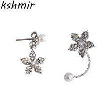 Fashion jewelry earring simple delicate earrings fashion wholesale ms elegant temperament