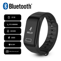 F1 Smart Band WristBand Intelligent Bracelet Heart Rate Monitor Blood Pressure Oximeter Pedometer For Apple iPhone Android Phone