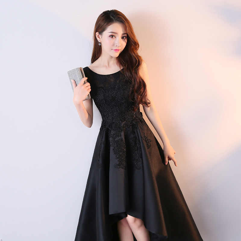 黒レース中国の東洋スパンコール結婚式の女性のセクシーなロング V ネックチャイナイブニングドレスエレガントなプリンセスドレス現代袍
