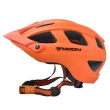 MOON Cycling Helmet Ultralight In-mold Mountain Road MTB Bike Bicycle Helmet Casco Ciclismo PC+EPS 55-61CM
