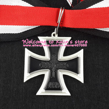 XDM0049 DE RK 1957 версия Рыцарского креста Железного креста с лентой высшая награда для немецких солдат во время Второй мировой войны
