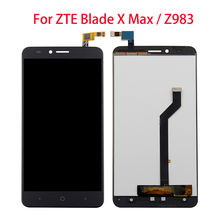 6.0 For ZTE Blade X Max Z983 LCD Screen Display Touch Panel Assembly Repair Parts With Tools
