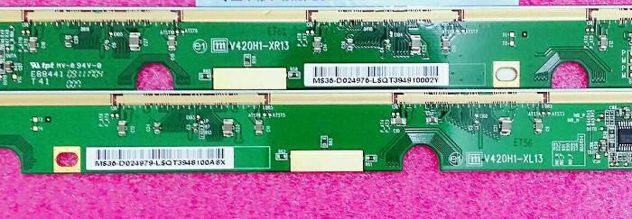 V420H1-XR13 V420H1-XL13 LCD Panel PCB Part A Pair