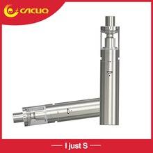 Original eleaf ijust kit s 3000 mah superior de jugo de llenado e-cigarrillo kit/ijust s batería cigarrillo electrónico