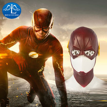 The Flashman Mask Halloween Cosplay Costume Latex Mask Full Face Mask Adult Man Cosplay For Halloween Free Shipping kimberly clark childs face mask w stretchable earloops 75 box latex free