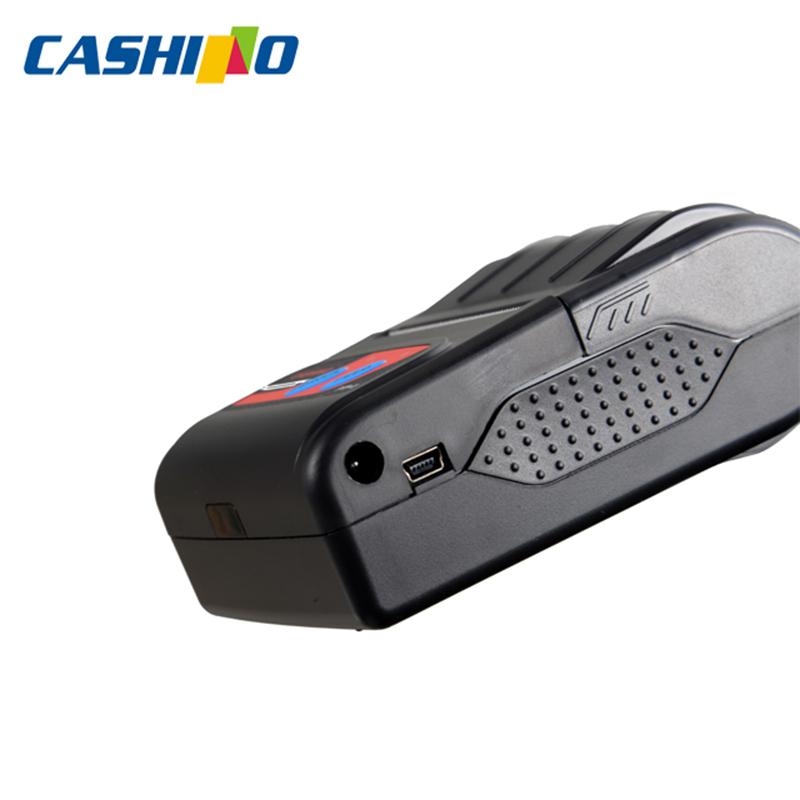 US $90 0 |CASHINO 58mm IrDA/RAW IR mini portable mobile thermal receipt QR  CODE printer PTP II-in Printer Parts from Computer & Office on