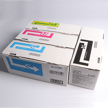 4X/set CMYK Toner Cartridge for Kyocera P6130cdn M6530cdn M6030cdn P6130 M6530 M6530 TK-5140 TK5140 European Version