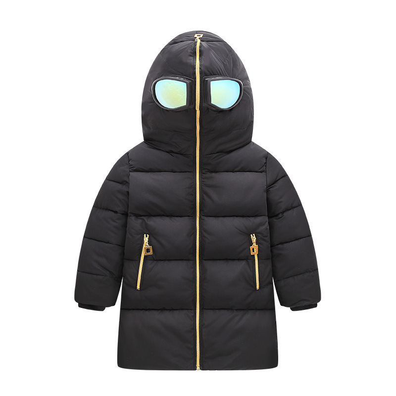 ФОТО Children Clothes Baby Down Coat Jacket Parka Winter Warm Jacket Baby Boys Girls Altman Long Hooded Child Coat Snow Outerwear
