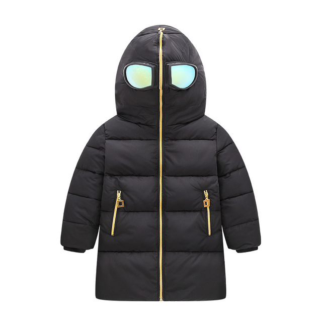 Children Clothes Baby Down Coat Jacket Parka Winter Warm Jacket Baby Boys Girls Altman Long Hooded Child Coat Snow Outerwear
