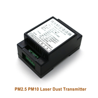 RS485 Output PM2.5 PM10 Laser Dust Transmitter Concentration Detection Dust Sensor