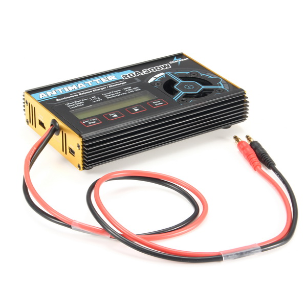High Quality Charsoon Antimatter 300W 20A Balance Charger Discharger For LiPo NiCd PB Ba ...