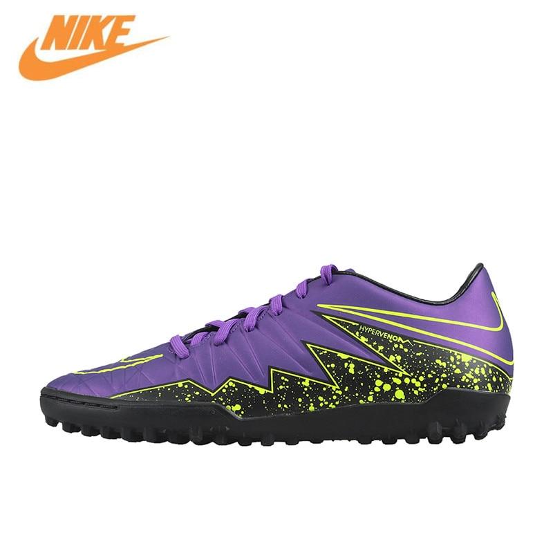 83e81863776c NIKE HYPERVENOM PHELON II TF Original New Arrival Official Men s Football  Soccer Shoes Sneakers 749899-550 749899-845