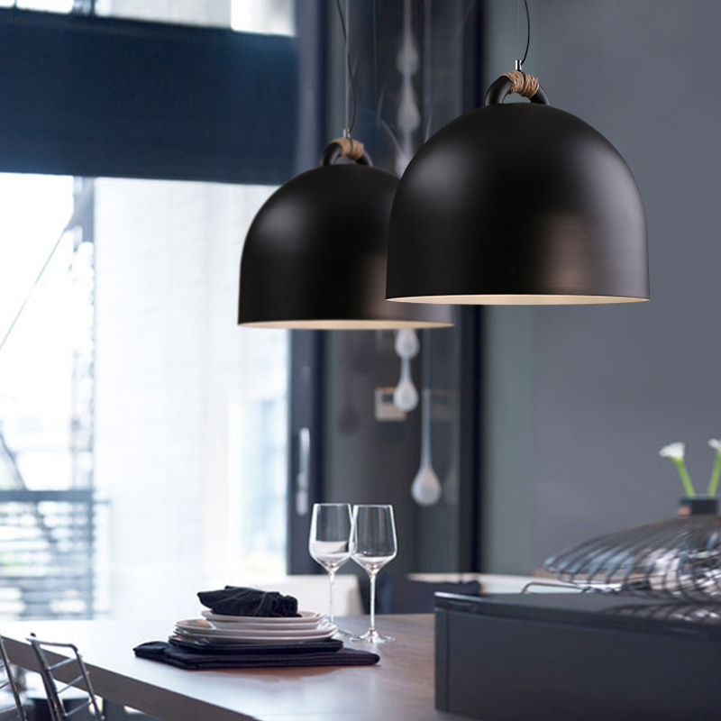 Personality Simple Modern Dining Room Ceiling Lamp Residential