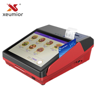 9.7 Inch Touch Screen Electronic Cash Register Android POS System Machine with Thermal Printer & Magnetic Card Reader