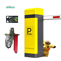 Newest Arm Boom Barrier Inverter Motor Barrier Gate system engine with hindrance rebound function