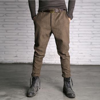 Cotton Slim Fitness Pants For Men