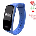Newyes NBS04 Blue Blood Pressure Monitor Smart Watch Free Shipping Fashion Fitness Tracker