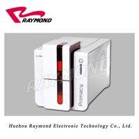 Evolis Primacy çift sidedcard yazıcı IC iletişim ve temassız kodlayıcı tek R5F008S140 YMCKO şerit