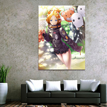 Home Decor Canvas 1 Piece Cute  Fate Grand Order Abigail Williams Art Posters and Prints Painting Decoration Wall Pictures