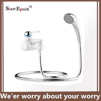 Electric heating faucet Rapid heating electric water heater The ...