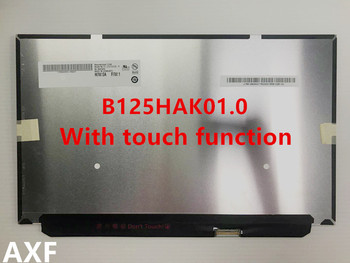 """B125HAK01.0 B125HAK010 LED Screen LCE Display With Touch Matrix for Laptop 12.5"""" FHD 1920X1080 Replacement"""