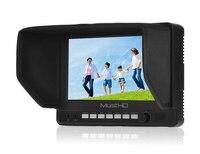 Musthd 7 дюймовый HDMI доступным на камера поле трансляции видео директор Мониторы Focus Assist с Цвет пиковый
