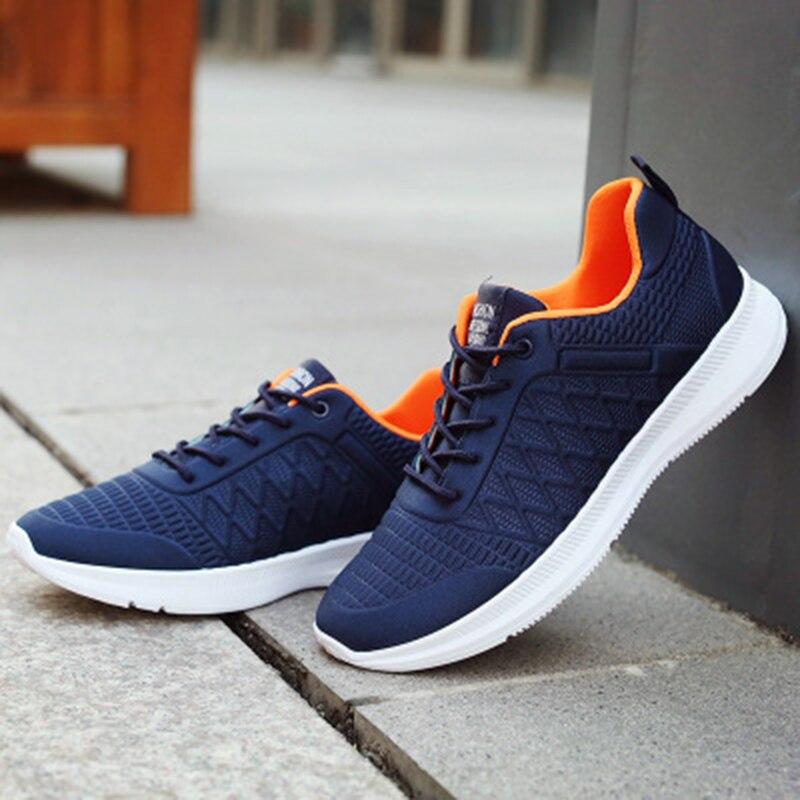 2018 Hot Sale Summer Men Casual Shoes Breathable Sneakers Men Shoes Outdoor Casual Shoes for Men