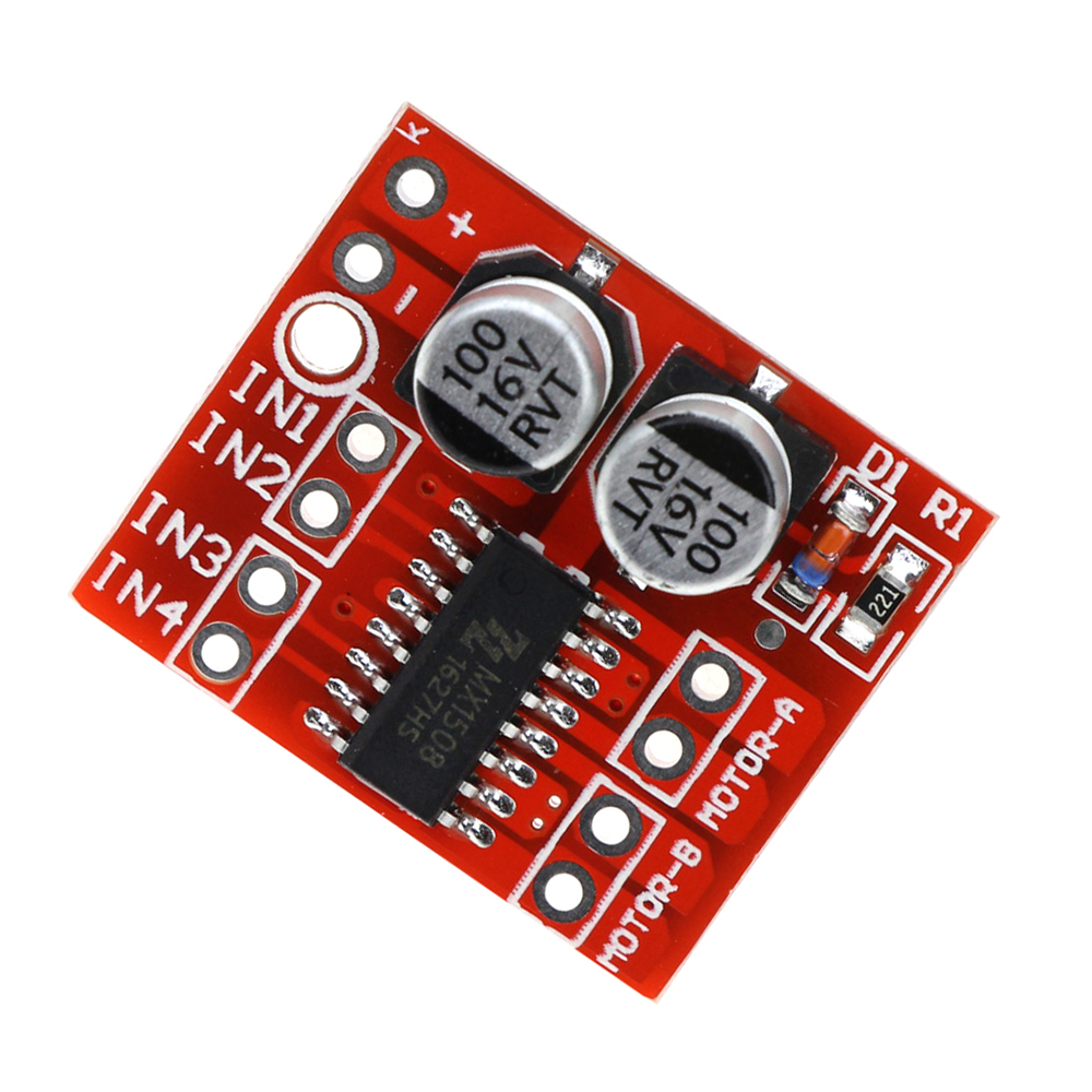 Dc Motor Drive Module Reversing Pwm Speed Dual H Bridge Stepper L298 Circuit Diagram Mini Victory L298n