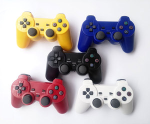 Image 5 - 2pcs computer gamepad wireless game controller 2.4Ghz PC game control joystick with double vibration for Windows Win7 Win8 Win10
