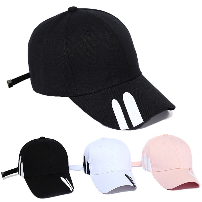 2018Korean Version of theTrend of theNew OutdoorSports Ande LisureHat Student Baseball C ...