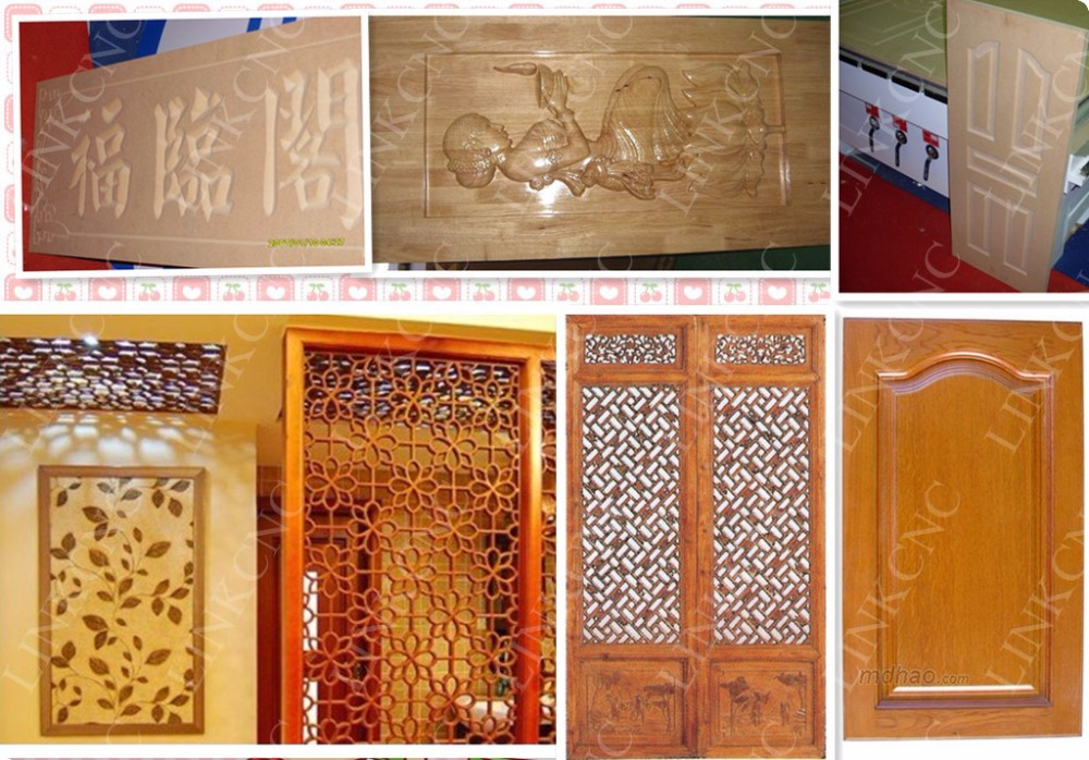 Best price wooden door design cnc router machine/900*600mm 900*900mm on