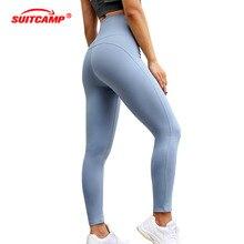 Yoga Pants Tights Sportswear Leggings Sport Fitness Super Stretchy Gym Female High Elastic Leggins Seamless