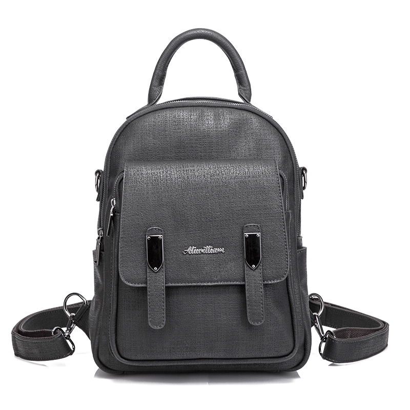 2018 Vintage Canvas Backpack Women Travel Rucksack Laptop School Bags for Teenagers Girls Mochila Shoulder Bag Female 168-190 real cowhide genuine leather backpack women s bag vintage designer girls travel school bags famous brand female laptop rucksack