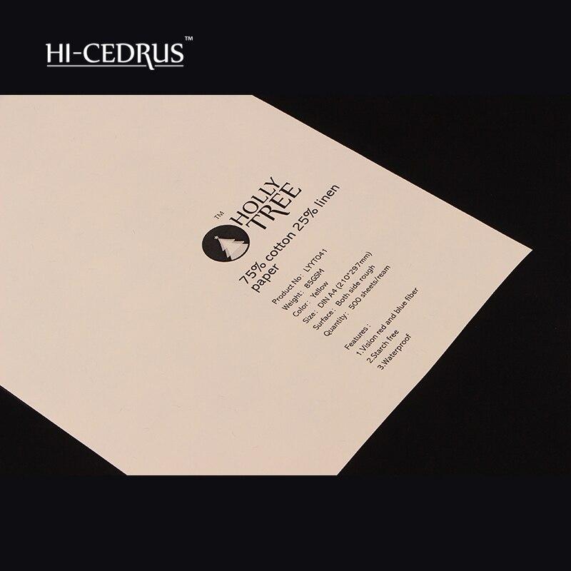 cotton linen pulp paper (2)