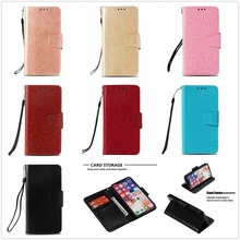 Retro leather Luxury ultra thin book cover flip leather Wallet phone Case for iphone 5C 5