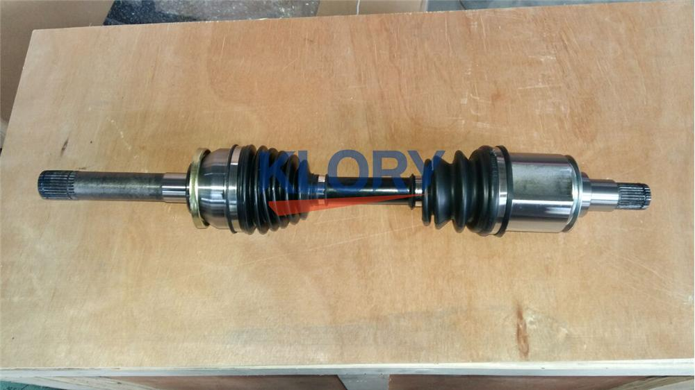 2303050-0100 velocity drive shaft assy/cage zx auto grand tiger 용 하프 샤프트 assy