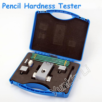 Pencil Hardness Tester Small Film Coating Hardness Detection Instrument Paint Hardness Tester QHQ A