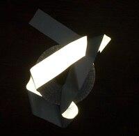 25 м длина нормальная световая Светоотражающая химическая ткань