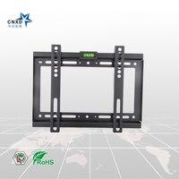 Universal TV Wall Mount Flat Screen Bracket HDTV Flat Panel TV Fixed Mount For 14 17