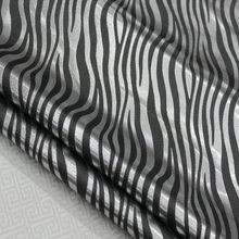 Cf201 1 jarda 90cm zebra-listra chinês jacquard de seda tecido de cetim tecido de vestuário para qipao chinês tecido para fabricação de artesanato