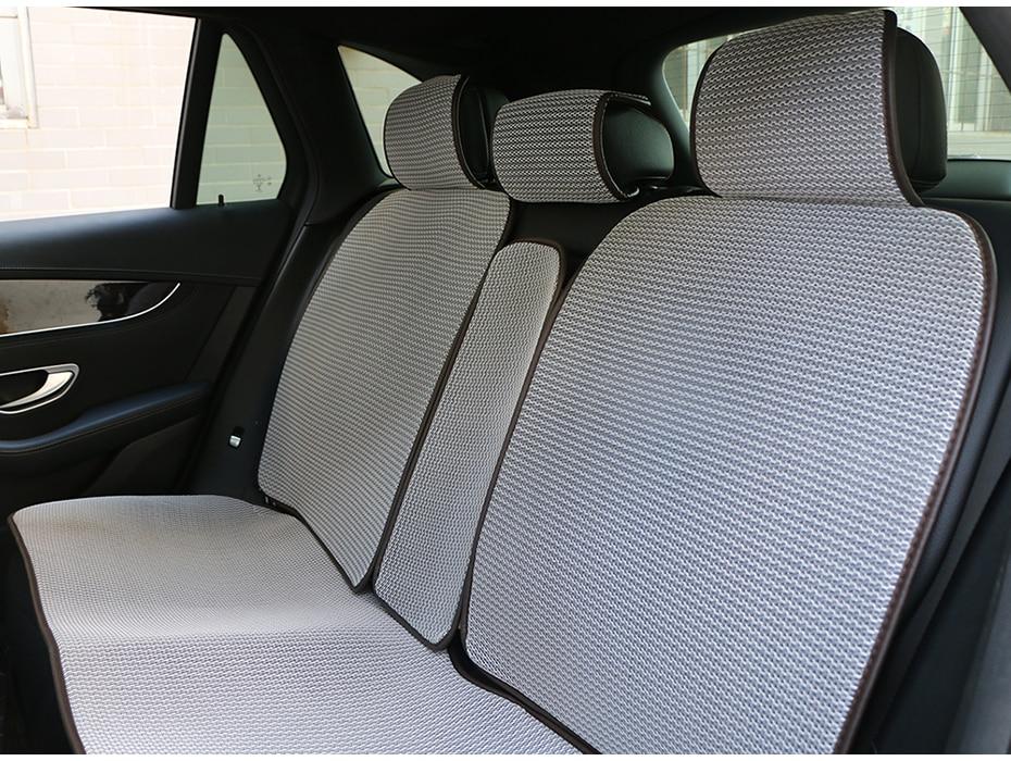 3D Air mesh car front seat cushion (72)