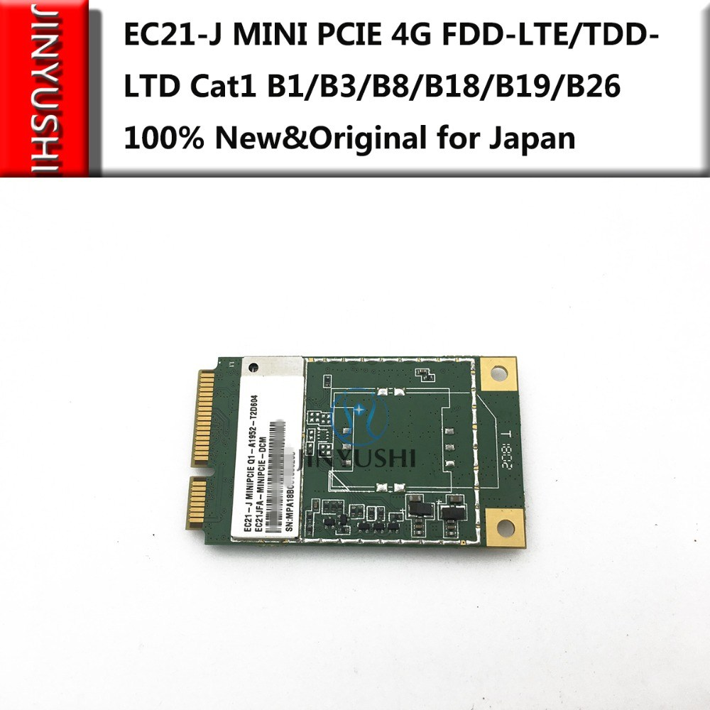 EC21-AU Mini PCIE FDD-LTE//TDD-LTD 4G CAT1 Module//Modem 100/% New/&Original